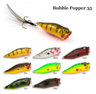 Воблер Raiden Bubble Popper 35 2.1 гр. R63