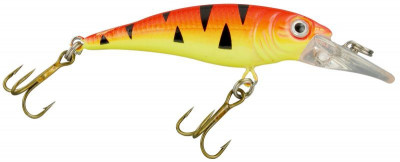 Воблер Spro PowerCatcher Cranky Minnow 55  5,5cm 3gr Orange Tiger max. 2.0m