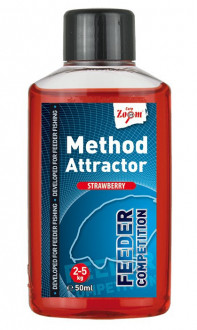 Методный аттрактант Feeder Competition Method Attractor, 50ml, pineapple (ананас)