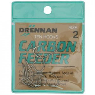 КРЮЧОК DRENNAN CARBON FEEDER 4 BRONZE