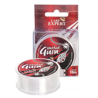 Резина Carp Expert Method Gum 0,80mm 14,0 kg прозрачная