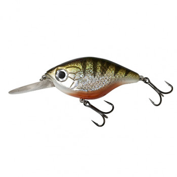 Воблер DAM MADCAT TIGHT-S DEEP 16cm 70g  PERCH
