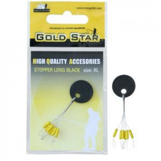 СТОПОР GOLD STAR CLASSIC STOPPER LONG BLACK S ЖЕЛТЫЙ