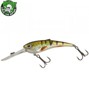 Воблер DAM MADCAT CATDIVER 110mm 32g PERCH