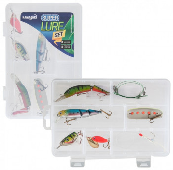 Набор приманок Kamasaki Super Lure Set