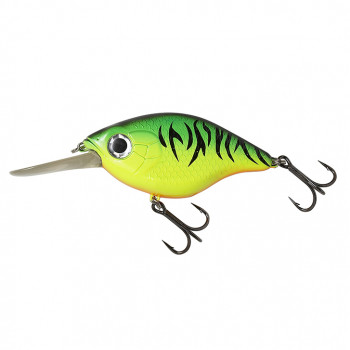 Воблер DAM MADCAT TIGHT-S DEEP 16cm 70g  FIRETIGER