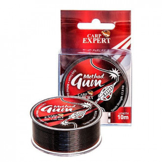 Резина Carp Expert Method Gum 1,00mm коричневая